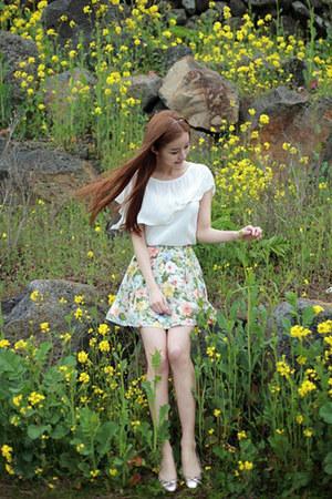 shinning skirt