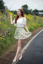 Shinning Skirts