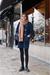 Blue-coat-black-leggings