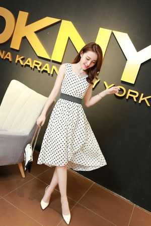 Xin Si Doig dress