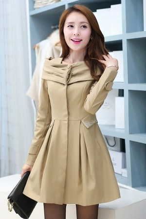 Nuao Fashion coat