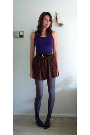 wallmart skirt - my brothers belt