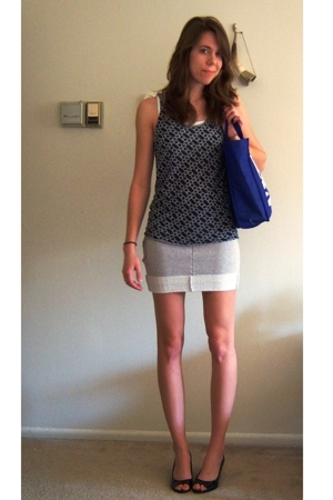 proenza schouler for target shirt - Self Made skirt