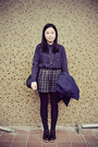Black-katie-judith-shoes-navy-chapel-shirt-black-bag