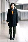 Black-zara-coat-tawny-jaket-sweater-navy-chapel-shirt-brown-snakeskin-mang