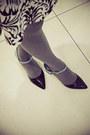 Black-dizen-coat-white-asos-dress-charcoal-gray-h-m-tights-black-dizen-bag