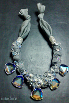 silver MIADORE accessories
