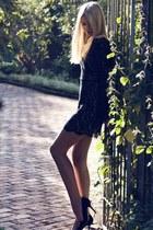 lace Love Christina dress - Zara heels