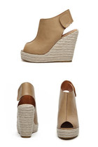 Mancienne wedges