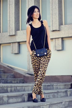 Zara pants - milly bag