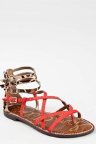 Coral-strappy-exotic-sam-edelman-sandals