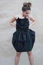 black Mango dress