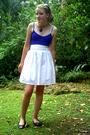 Blue-cotton-on-shirt-white-thrifted-skirt-black-big-w-shoes-black-hippy-sh