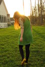 Green-courtesy-of-modcloth-dress-yellow-thrifted-shoes-black-hue-tights-wh