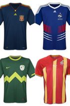 Trend Spotting: Sporty Styles from the World Cup