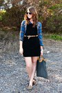 Suede-overall-sisley-dress-vintage-fendi-bag-leopard-print-target-loafers