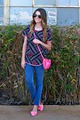 Skinny-paige-denim-jeans-hot-pink-old-navy-bag-bow-shoedazzle-flats-flats