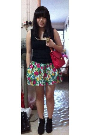 Topshop skirt - cotton cotton on top
