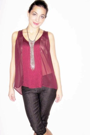 Benii Boutique blouse