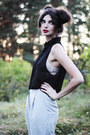 Silver-high-waisted-johanna-vikman-pants-black-monki-blouse