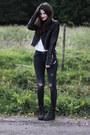 Black-biker-leather-sofifi-jacket-black-nilson-boots