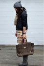 H-m-hat-hunter-boots-marni-for-h-m-dress-unknown-brand-jacket