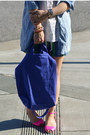 Madewell-shorts-ruehl-shirt-chambray-h-m-kids-shirt-baggu-bag