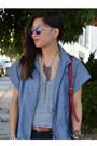 Forever-21-jeans-chambray-derek-lam-x-kohls-jacket-tory-burch-bag