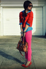 H-m-sweater-f21-shirt-h-m-pants-gap-heels