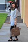 Velvet-zara-shoes-h-m-sweater-chambray-h-m-kids-shirt-31-phillip-lim-bag