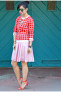 Dress-as-skirt-h-m-dress-grid-forever-21-sweater