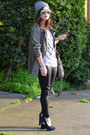 Theyskens-theory-shoes-h-m-hat-zara-jacket-foley-corinna-bag