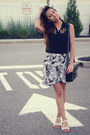 Black-tropical-h-m-skirt-black-cut-out-for-elyse-blouse