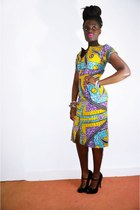CJAJ09 dress - Primark heels