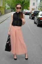 Zara bag - Zara heels