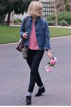 vintage shirt - Rachel Comey boots - vintage jacket - H&M pants