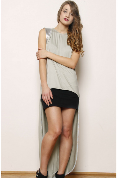 high-low dress Zoe Phobic dress