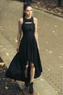 Black-vj-style-boots-river-island-dress