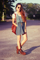 denim infiniteen dress