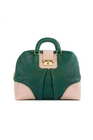 green MOSICUSS purse