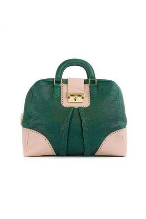 green MOSICUSS purse