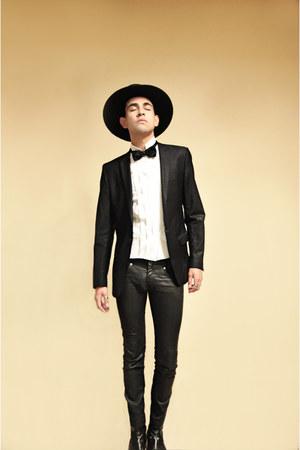 sort of denim planet rock jeans - hat