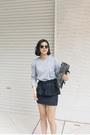 Ray-ban-sunglasses-poly-deersalad-skirt-cotton-deersalad-top