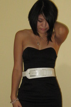H&M dress - BCBG belt