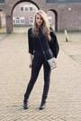 Black-biker-boots-axi-schoen-boots-dark-gray-skinny-pieces-jeans