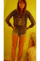 VV shirt - Jacob shirt - Bluenotes shorts