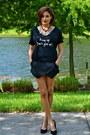 black sheshebonbon t-shirt