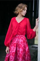 Alyssa Nicole blouse