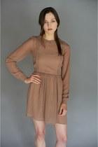 camel Alyssa Nicole dress
