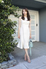Off-white-alyssa-nicole-dress-sky-blue-shoulder-bag-kate-spade-bag